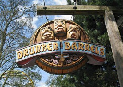 Drunken Barrels